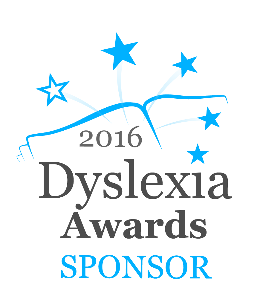 Sponsoring the Dyslexia Awards
