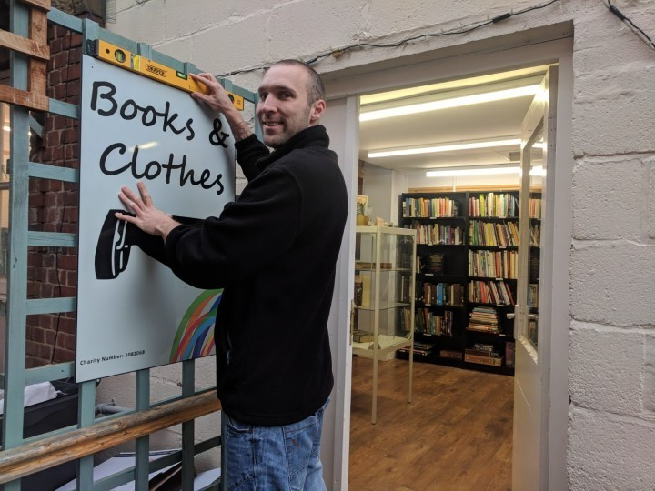 Bigger and better bookshop opens in Ludlow