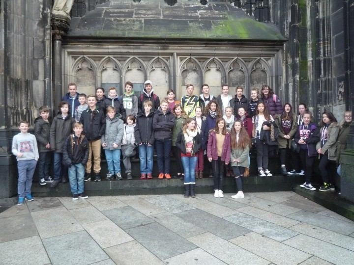 School trip to Cologne a huge success