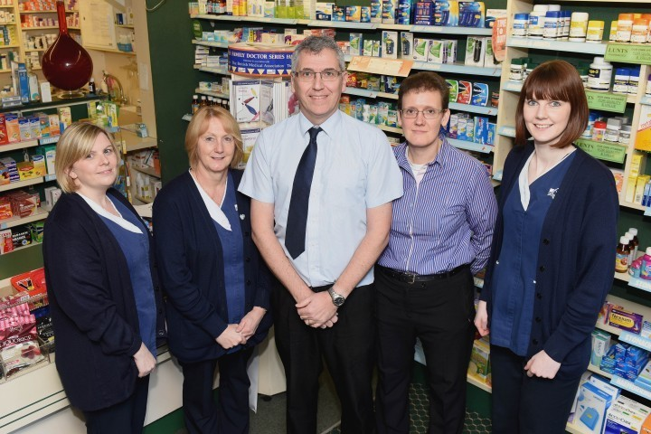 Pharmacist urges Shropshire people to have a free blood pressure check and not just rely on an internet quiz
