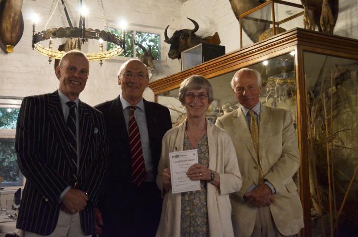 SSAFA thanks its Shropshire team of volunteers