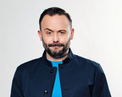 Geoff Norcott at Theatre Severn, Shrewsbury