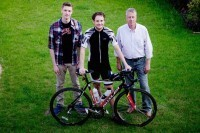 Tour de Mon - Chris, Dan and Tony