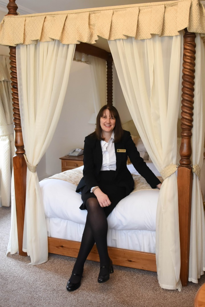 Public invited to name revamped bedrooms at historic Shropshire hotel