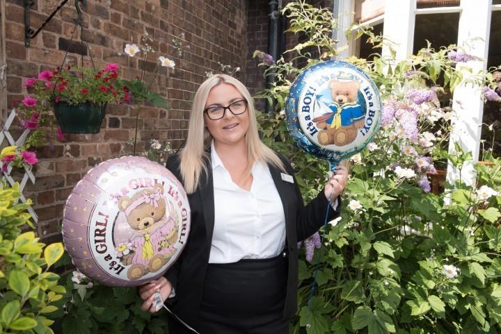 Baby boom at Shropshire hotel