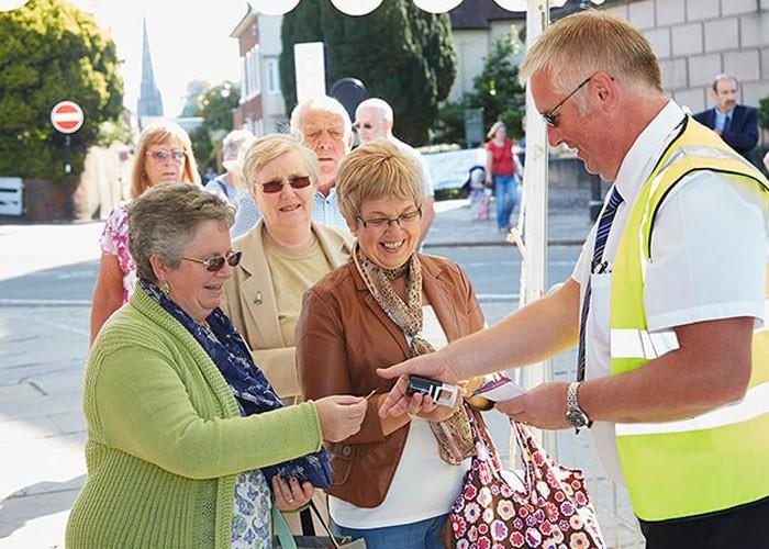 Early bird tickets on sale for Shrewsbury Flower Show