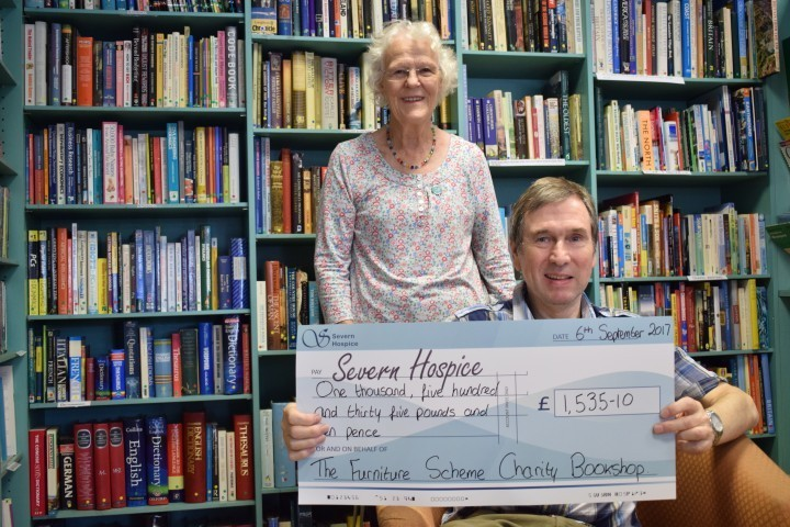 From one charitable donation to another
