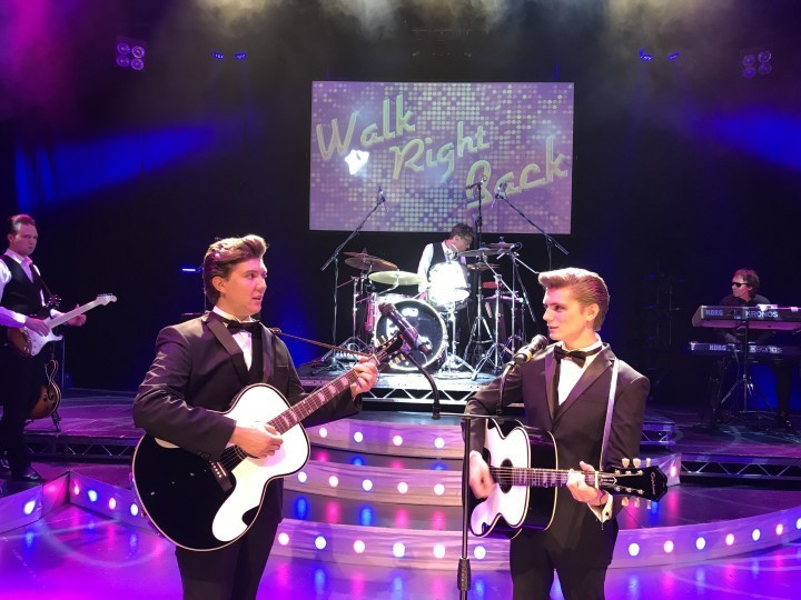 All you have to do is dream about getting tickets to Everly Brothers show