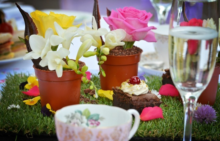 Afternoon teas with a difference at Shropshire hotel
