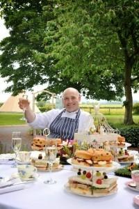 Paul Marshall, executive chef.