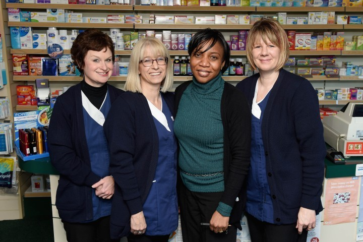 Shropshire pharmacies boss delighted as customers heap praise on staff and service