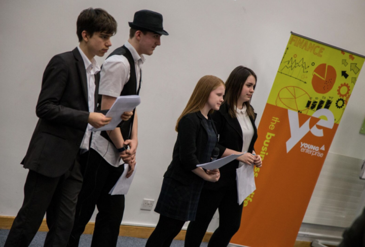 Sponsors needed to help Young Enterprise Scheme