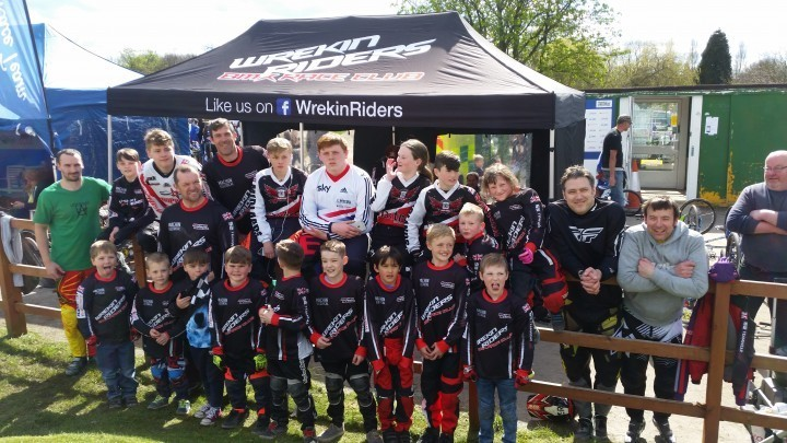 Wrekin Riders BMX Race Club