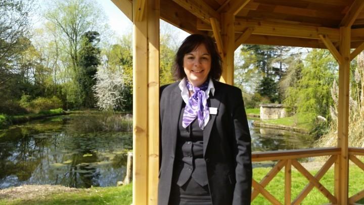 Caroline Lee, the new wedding coordinator at the Mercure Shrewsbury Albrighton Hall Hotel