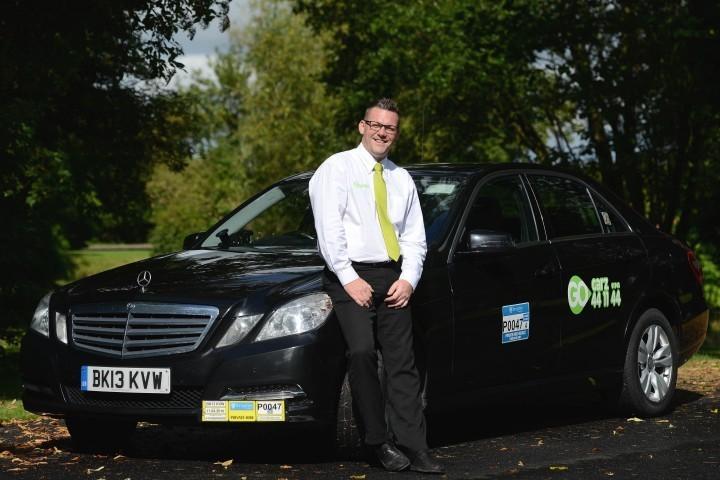 Taxi firm's prize bonanza