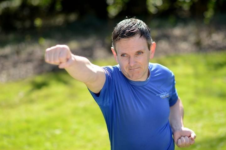 Stuart Henderson owner of Ideal Fitness