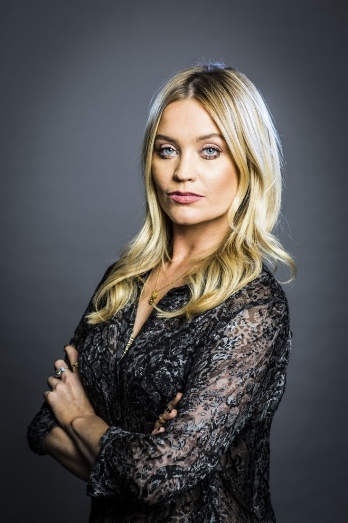 Laura Whitmore (Not Dead Enough, by Peter James). Photo by Helen Maybanks 135_1