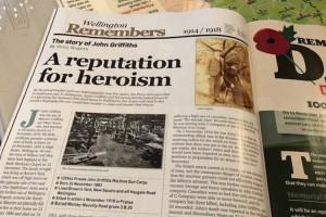 Wellington Remembers 1