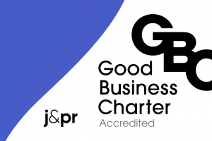 J&PR Receives Good Business Charter Accreditation